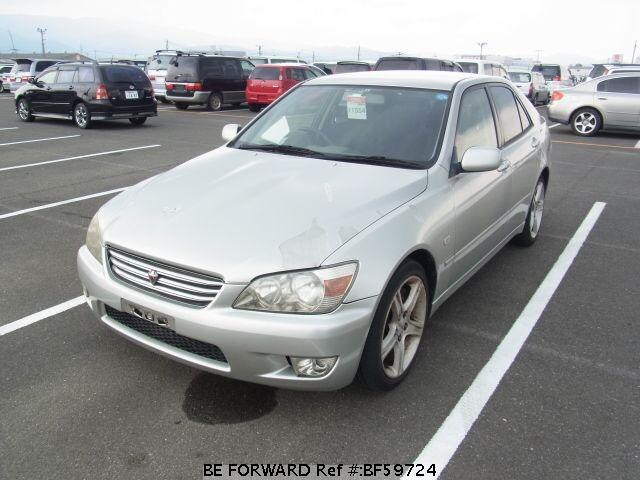 Used 1999 TOYOTA ALTEZZA BF59724 for Sale