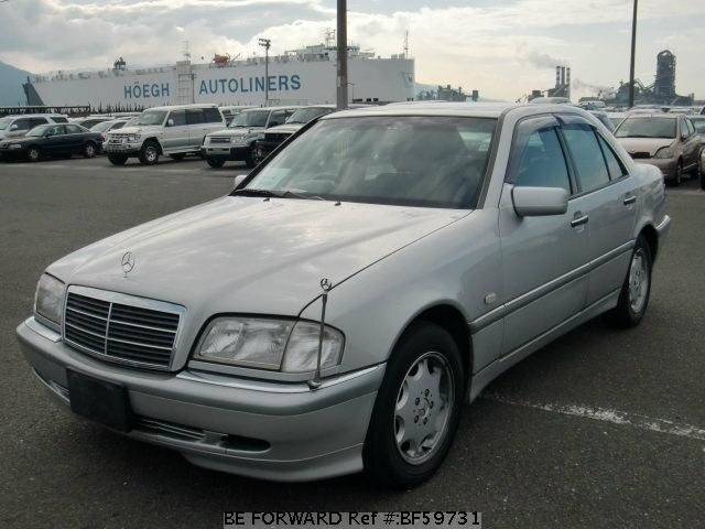 Used 1998 MERCEDES-BENZ C-CLASS BF59731 for Sale