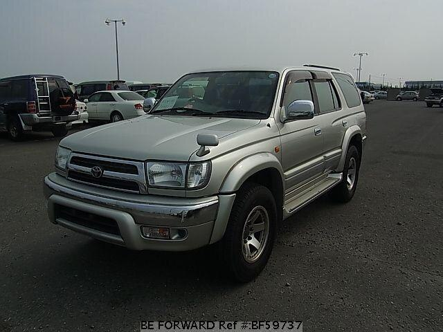 Used 1999 TOYOTA HILUX SURF BF59737 for Sale