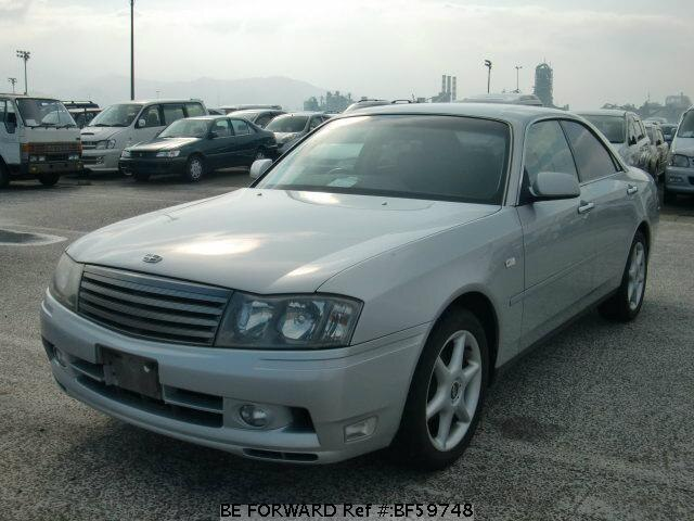 Used 2001 NISSAN GLORIA(SEDAN) BF59748 for Sale