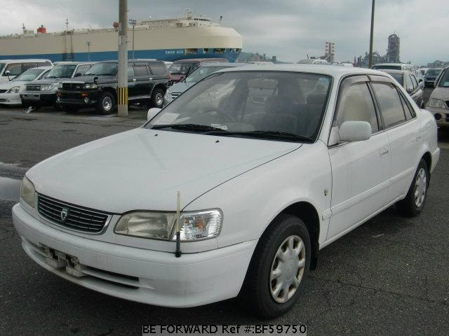 Used 1997 TOYOTA COROLLA SEDAN BF59750 for Sale
