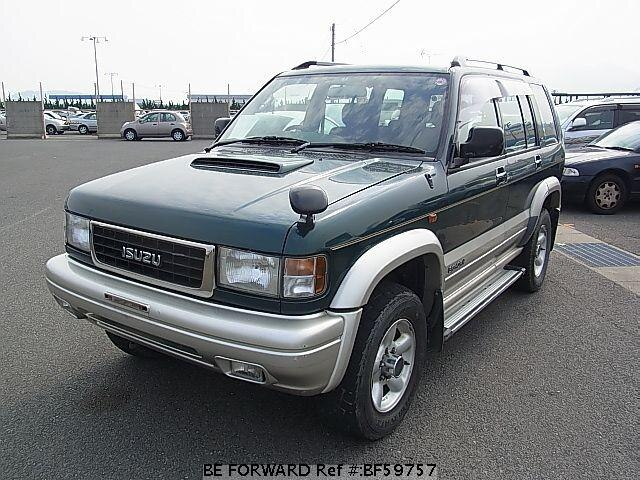 Used 1997 ISUZU BIGHORN BF59757 for Sale