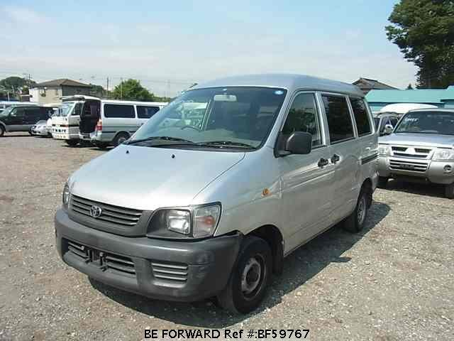 Used 2001 TOYOTA LITEACE VAN BF59767 for Sale