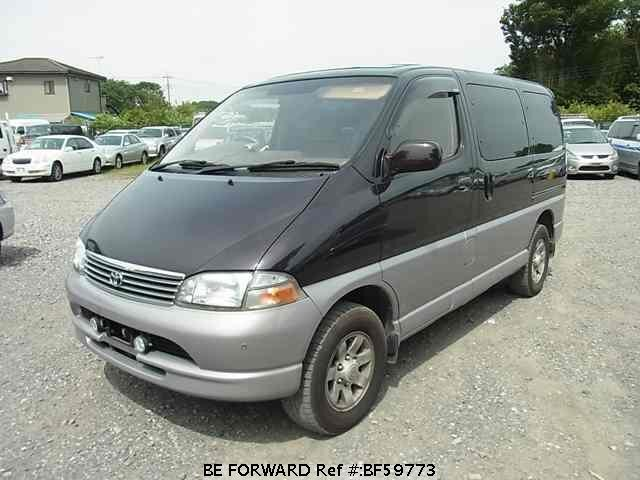 Used 1997 TOYOTA GRANVIA BF59773 for Sale
