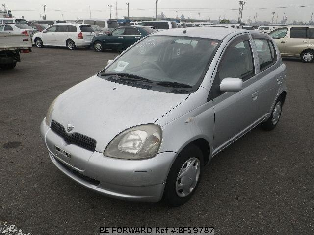 Used 2000 TOYOTA VITZ BF59787 for Sale