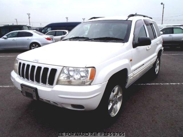 Used 2001 JEEP GRAND CHEROKEE BF59795 for Sale