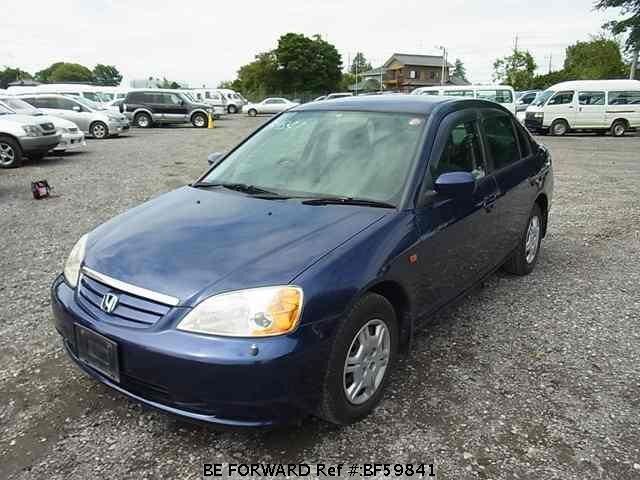 Used 2001 HONDA CIVIC FERIO BF59841 for Sale