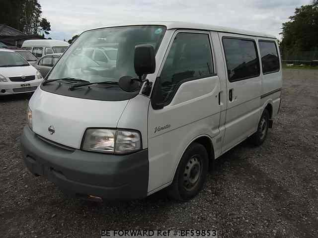 Used 2001 NISSAN VANETTE VAN BF59853 for Sale