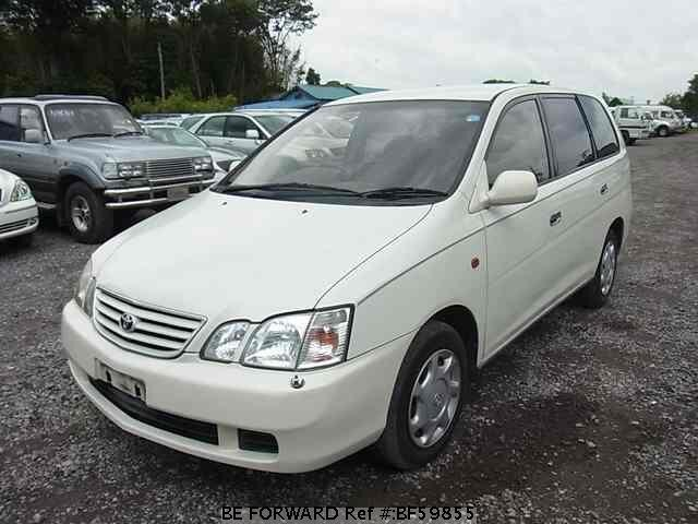 Used 1999 TOYOTA GAIA BF59855 for Sale