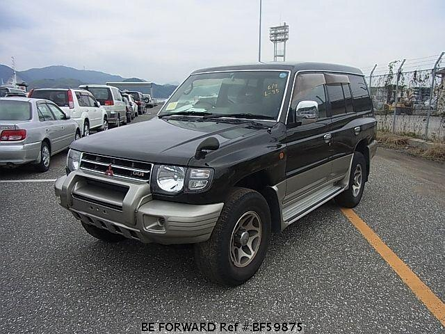 Used 1997 MITSUBISHI PAJERO BF59875 for Sale
