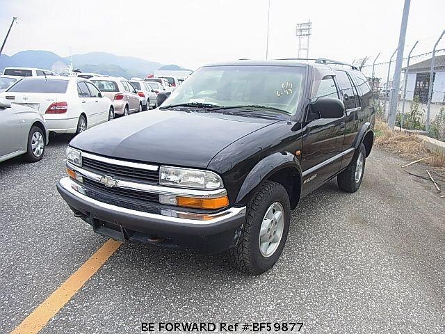 Used 1999 CHEVROLET BLAZER BF59877 for Sale