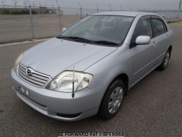 Used 2004 TOYOTA COROLLA SEDAN BF59968 for Sale