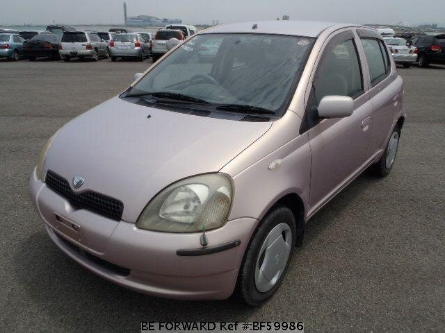 Used 1999 TOYOTA VITZ BF59986 for Sale