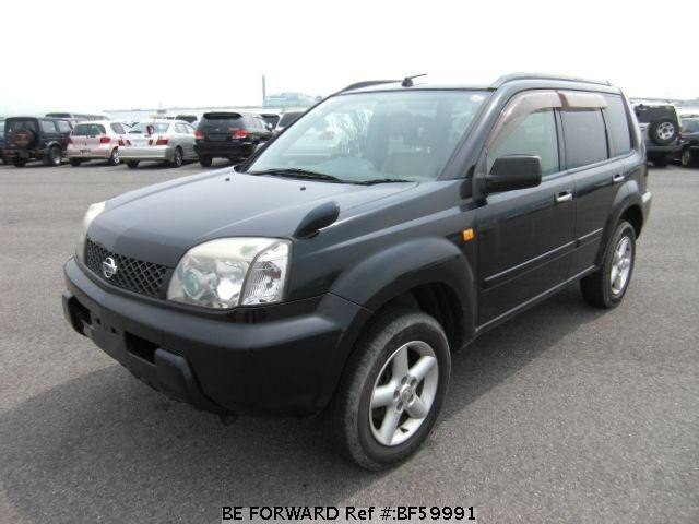Used 2000 NISSAN X-TRAIL BF59991 for Sale