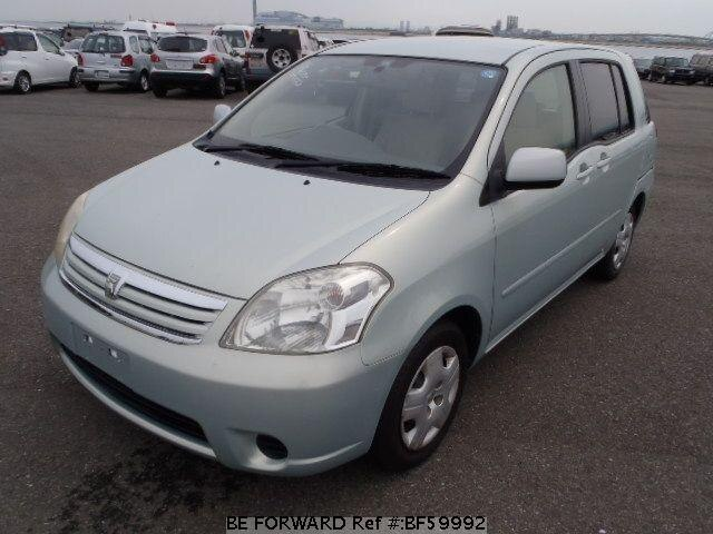 Used 2003 TOYOTA RAUM BF59992 for Sale