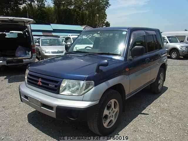 Used 1999 MITSUBISHI PAJERO IO BF60019 for Sale
