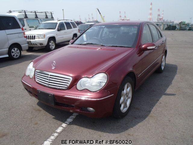 Used 2002 MERCEDES-BENZ C-CLASS BF60020 for Sale