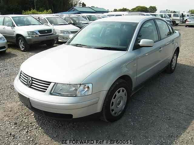 Used 1999 VOLKSWAGEN PASSAT BF60051 for Sale