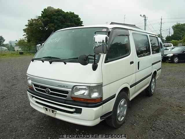Used 2003 TOYOTA REGIUSACE VAN BF60054 for Sale