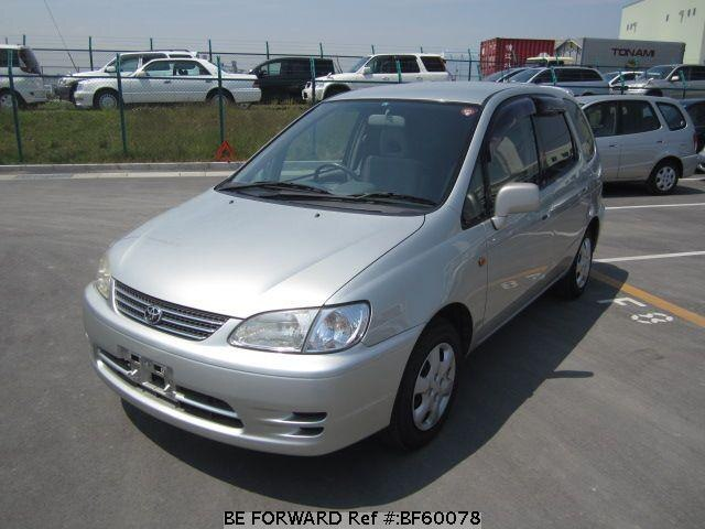 Used 2000 TOYOTA COROLLA SPACIO BF60078 for Sale