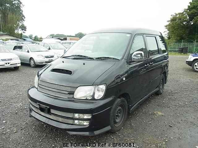 Used 1999 TOYOTA LITEACE NOAH BF60081 for Sale