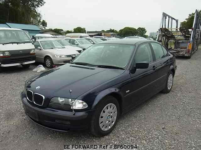 Used 2001 BMW 3 SERIES BF60094 for Sale