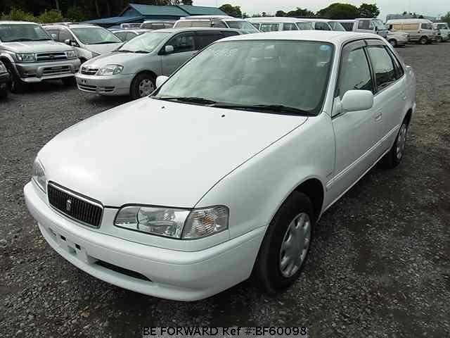 Used 1997 TOYOTA SPRINTER SEDAN BF60098 for Sale
