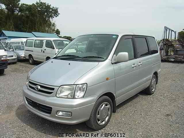 Used 2001 TOYOTA TOWNACE NOAH BF60112 for Sale