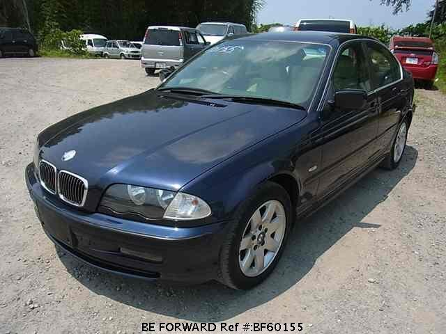 Used 2001 BMW 3 SERIES BF60155 for Sale