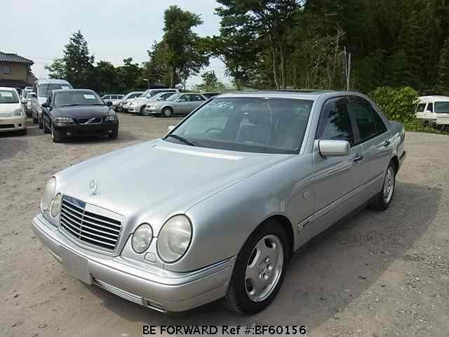 Used 1999 MERCEDES-BENZ E-CLASS BF60156 for Sale