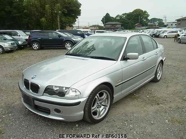 Used 2000 BMW 3 SERIES BF60158 for Sale