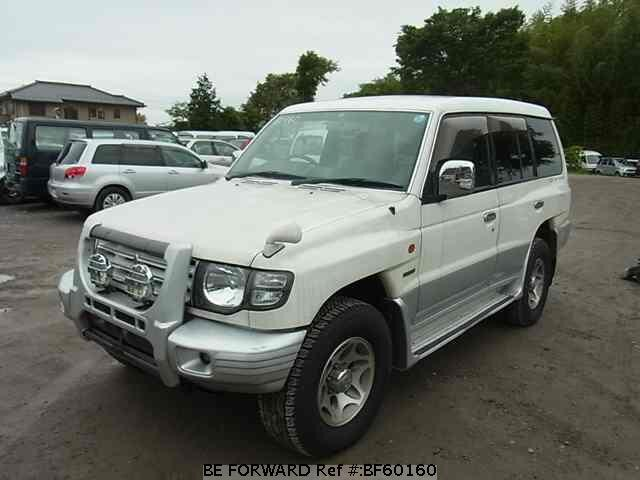 Used 1997 MITSUBISHI PAJERO BF60160 for Sale