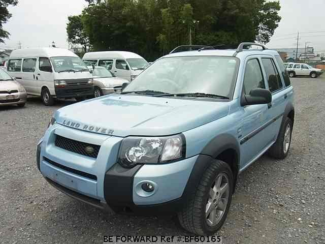 Used 2003 LAND ROVER FREELANDER BF60165 for Sale