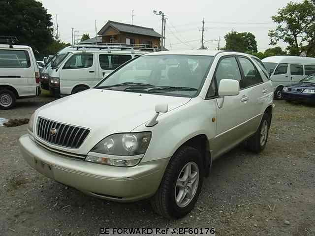 Used 1998 TOYOTA HARRIER BF60176 for Sale