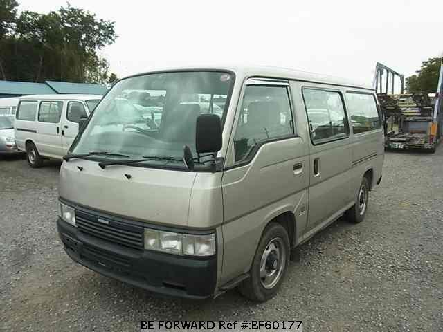 Used 2000 NISSAN CARAVAN VAN BF60177 for Sale
