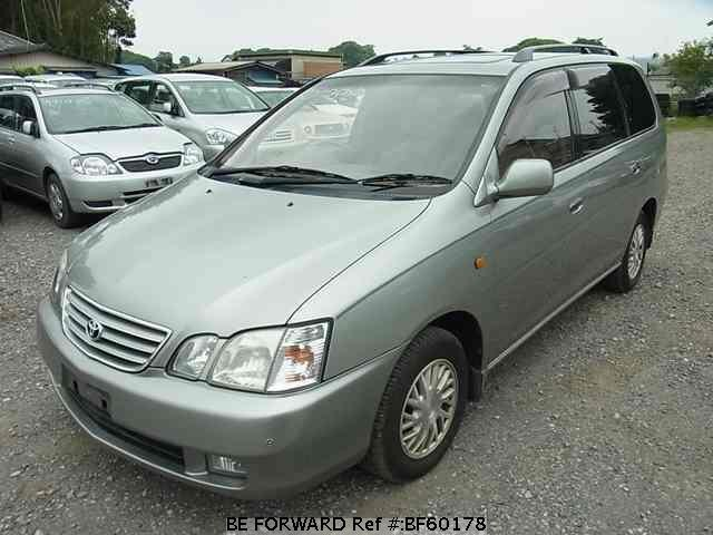 Used 1999 TOYOTA GAIA BF60178 for Sale