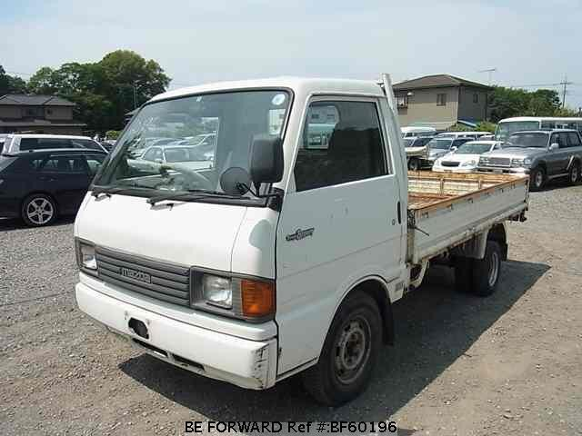 Used 1996 MAZDA BONGO BRAWNY TRUCK BF60196 for Sale
