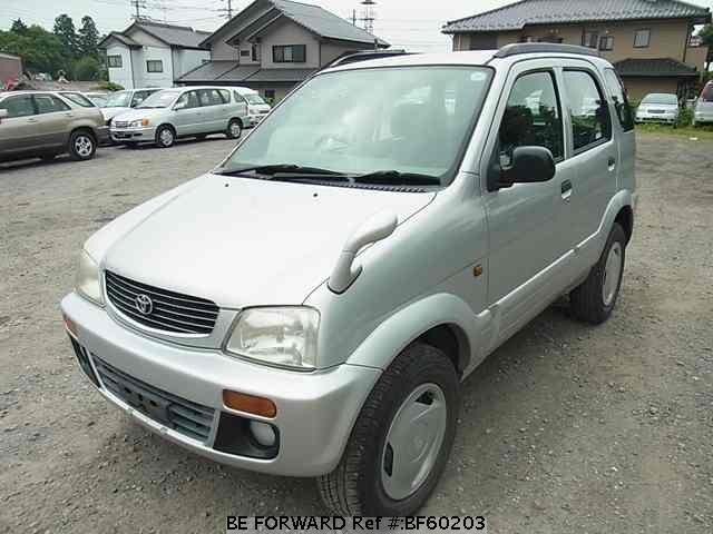 Used 1999 TOYOTA CAMI BF60203 for Sale