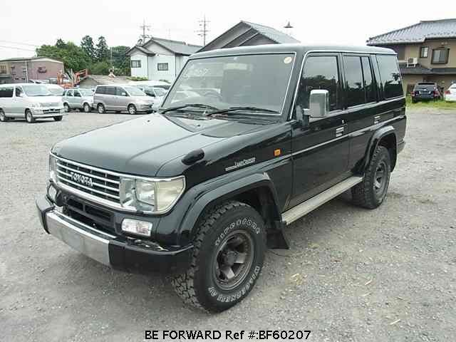 Used 1994 TOYOTA LAND CRUISER PRADO BF60207 for Sale