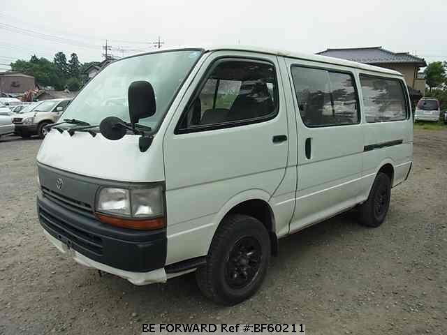 Used 1996 TOYOTA HIACE VAN BF60211 for Sale