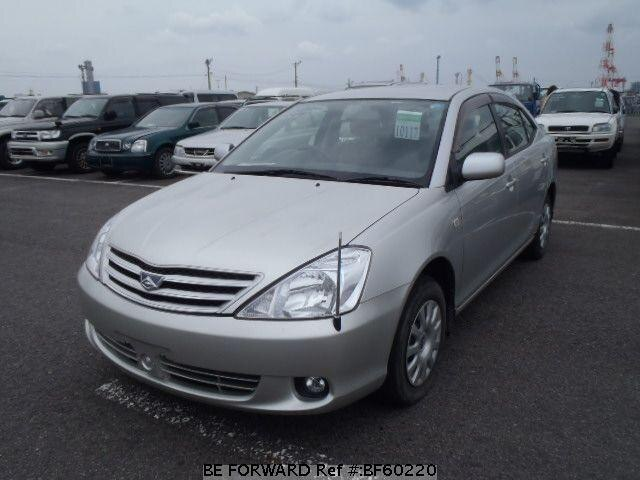 Used 2003 TOYOTA ALLION BF60220 for Sale