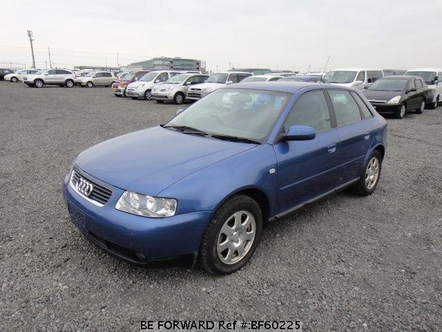 Used 2002 AUDI A3 BF60225 for Sale