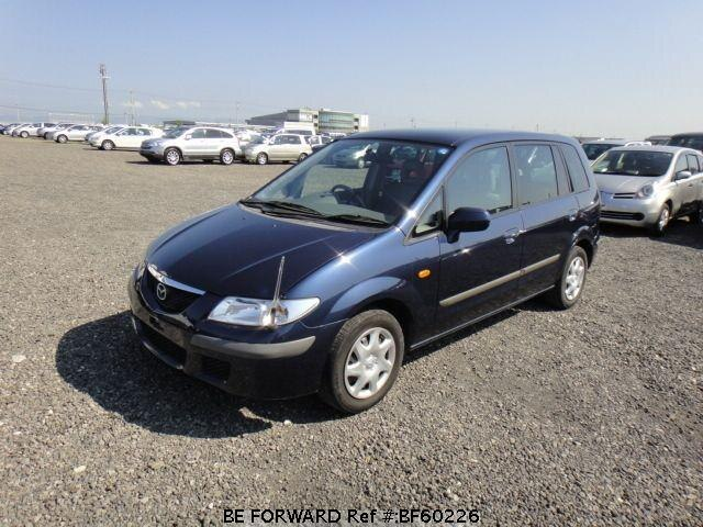 Used 1999 MAZDA PREMACY BF60226 for Sale