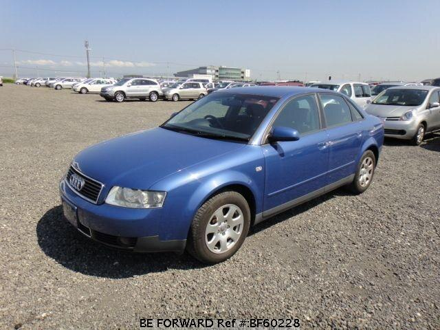 Used 2002 AUDI A4 BF60228 for Sale
