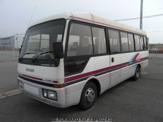 Used 1993 MITSUBISHI ROSA BF60241 for Sale