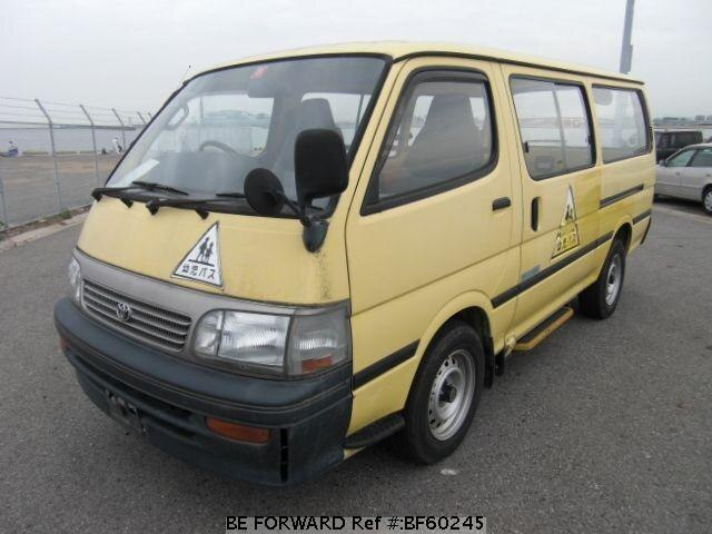 Used 1996 TOYOTA HIACE WAGON BF60245 for Sale