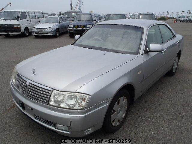 Used 2003 NISSAN CEDRIC SEDAN BF60259 for Sale