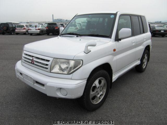 Used 1999 MITSUBISHI PAJERO IO BF60261 for Sale