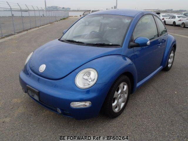 Used 2004 VOLKSWAGEN NEW BEETLE BF60264 for Sale