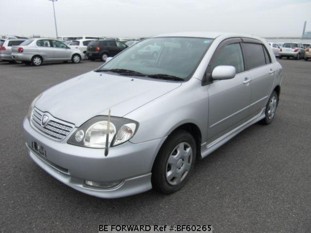 Used 2001 TOYOTA ALLEX BF60265 for Sale